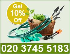 gardening offer